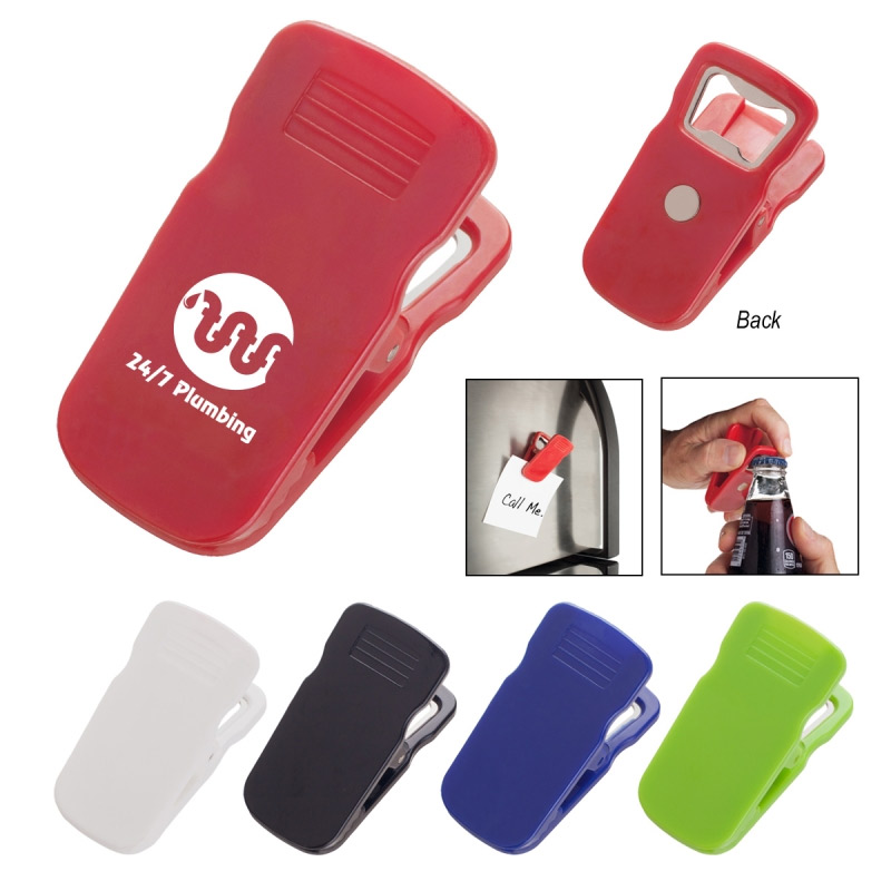 Magnetic Bottle Opener Clip