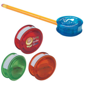 Plastic Pencil Sharpener