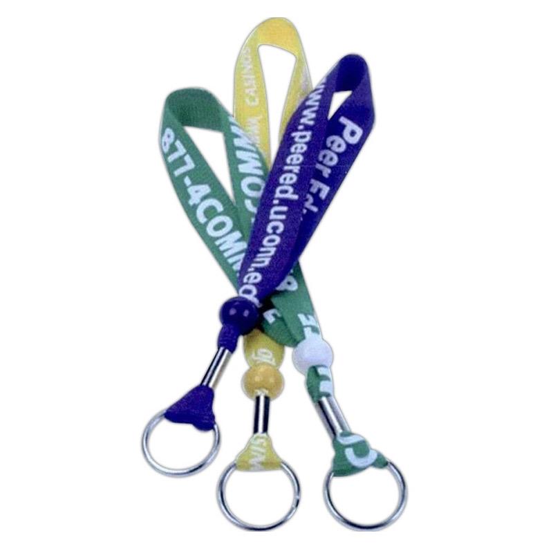 Flat Key Chain Bracelet