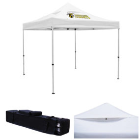 Event Tent Kit with Vented Canopy