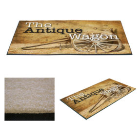 Indoor Floor Hugger Mat