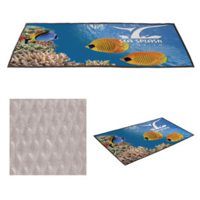 Outdoor Ground Hugger Mat