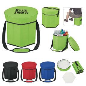 Hexagon Seat Kooler Bag