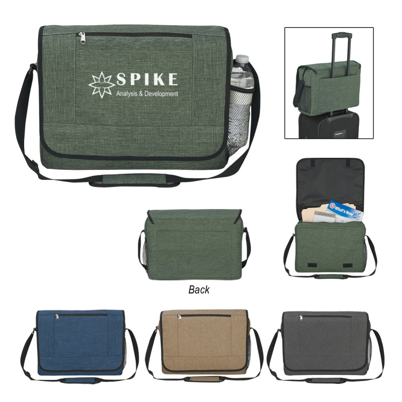 Highline Messenger Bag