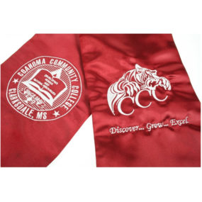 Embroidered Graduation Stoles