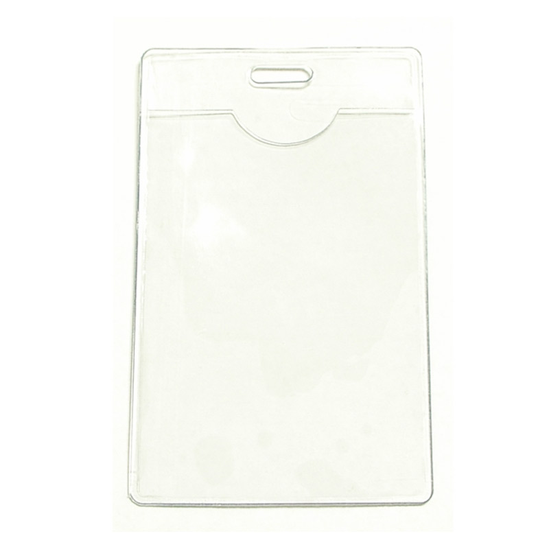 Vertical Badge Holder (blank)