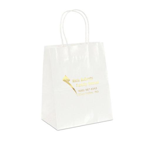 Gloss Shopper Bag
