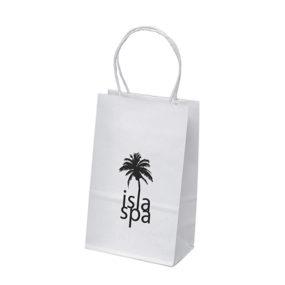 White Shopper Bag