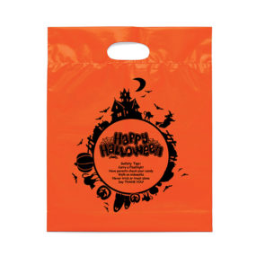 Fright Night Halloween Bag