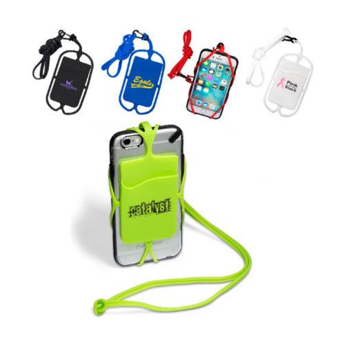 Strappy Mobile Device Pocket