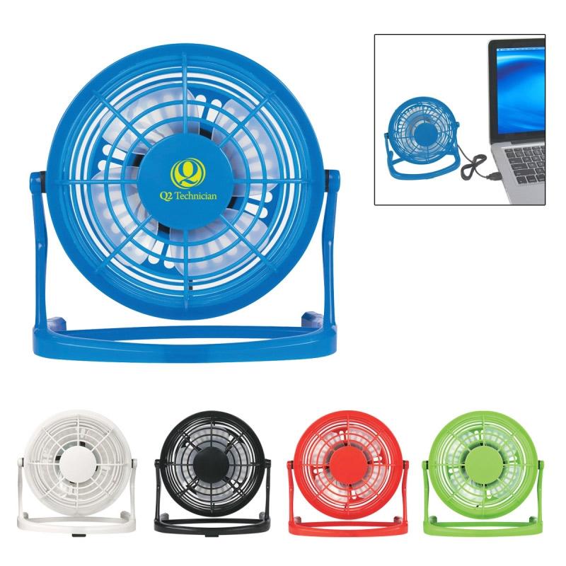 USB Plug In Fan