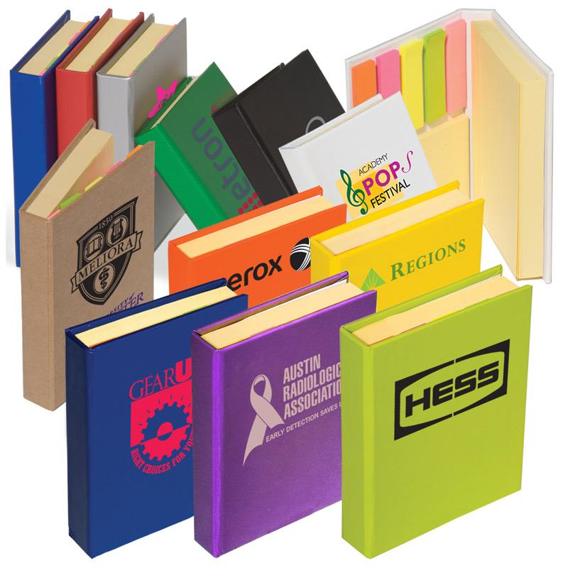 Sticky Book Smiley Sticky Note Pack