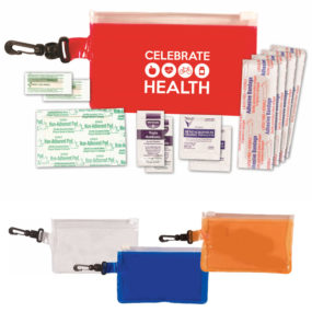 First Aid Clip and Go Kit