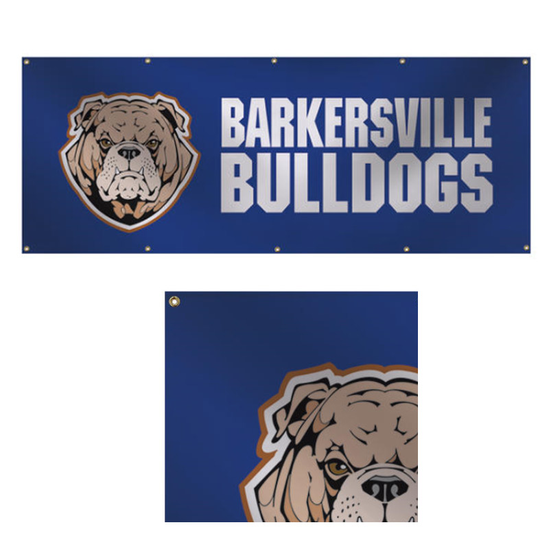 Smooth Vinyl Single-Sided Banner