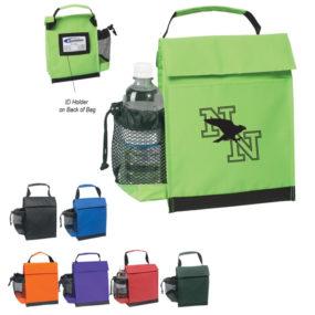 Identification Lunch Bag