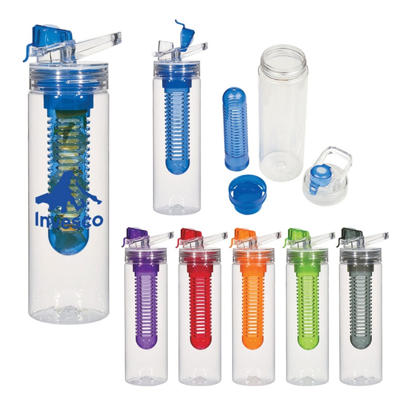 22oz. Tritan Flavor Infuser Bottle