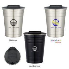 16oz. Stainless Steel Cup
