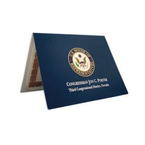 Certificate Cover