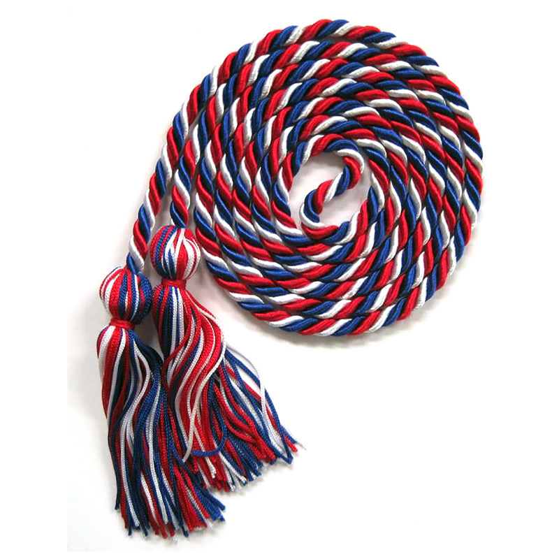 Tri-Colored Honor Cord