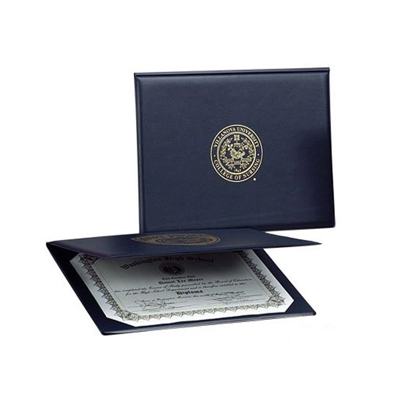 Non-Padded Diploma