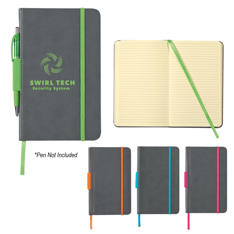 Pemberly Notebook (5 x 8)