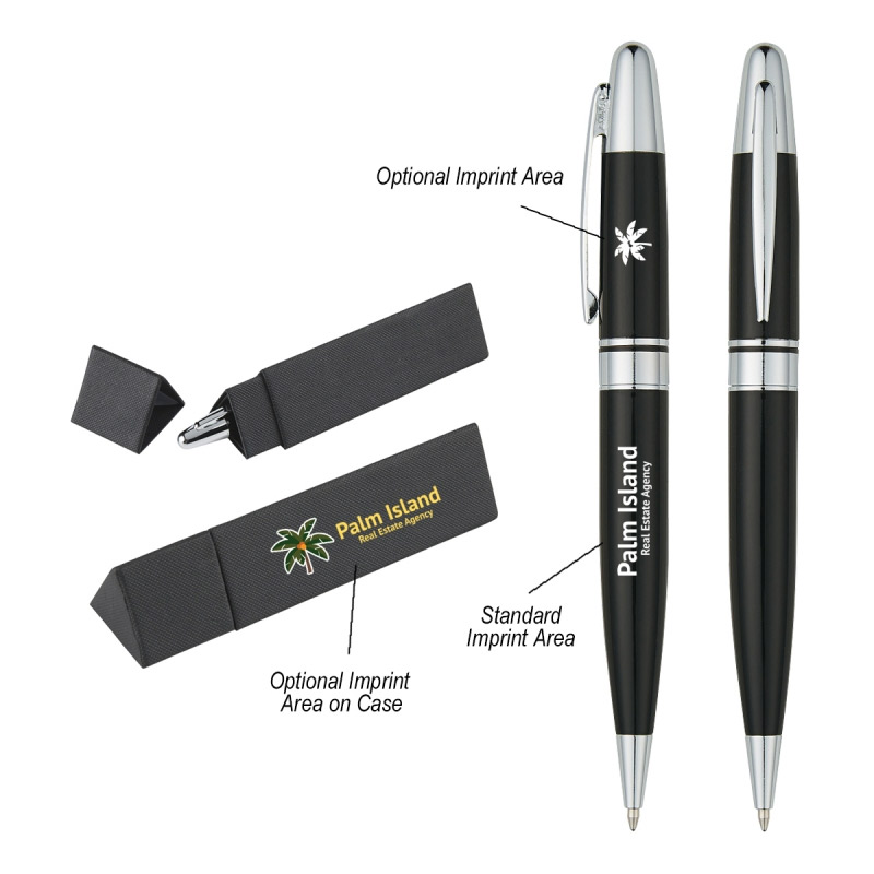 Elite Executive Pen in Case