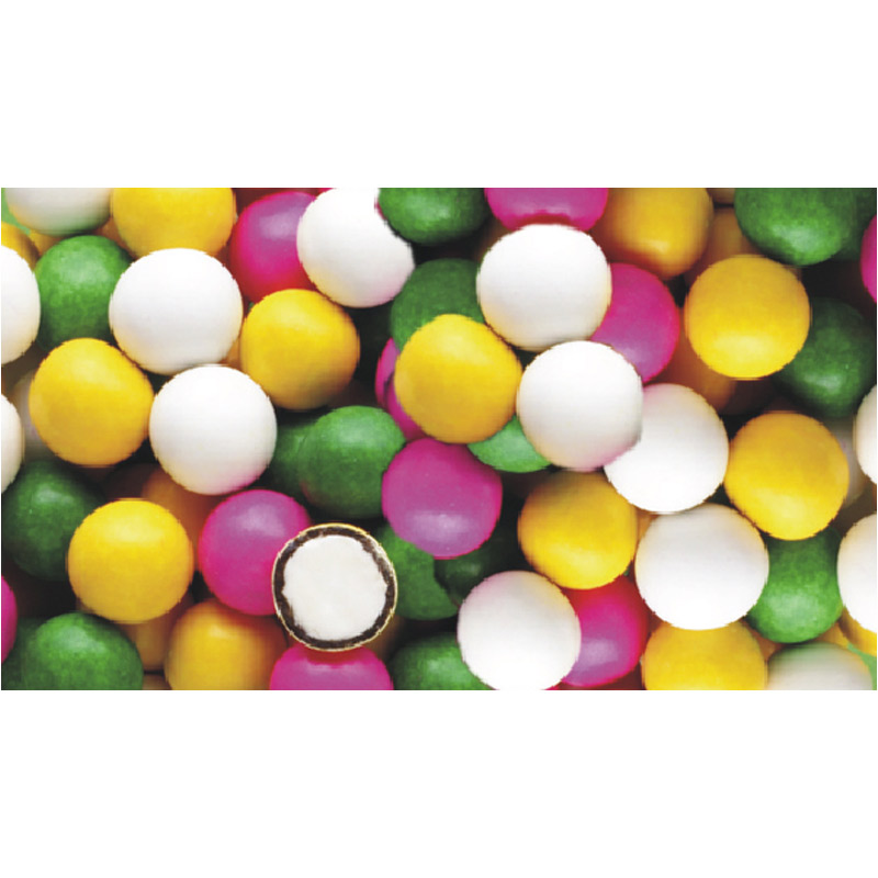 Assorted Pastel Chocolate Mints