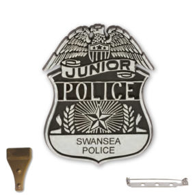 Junior Police Badge