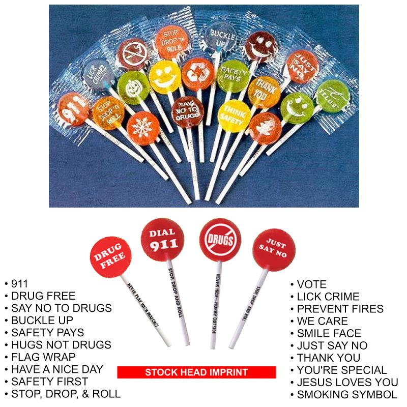 Safety Lollipops