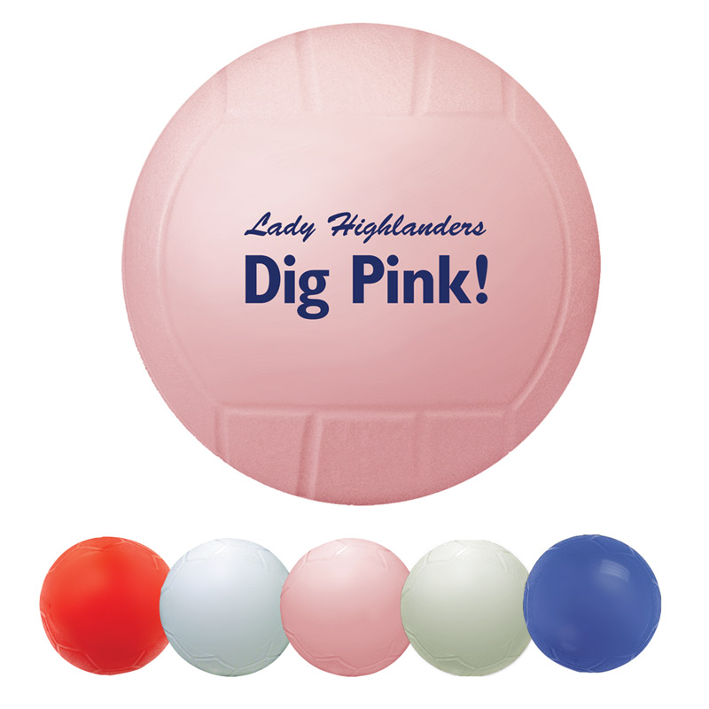 Mini Vinyl Volley Balls