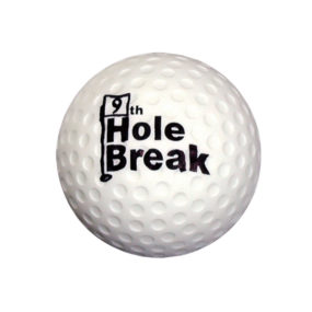 Golf Ball Sport Stress Reliever