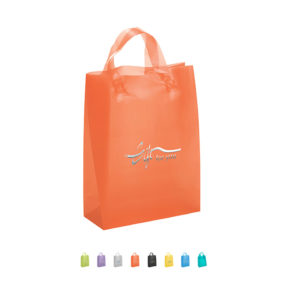 Frosted Shopper Bag