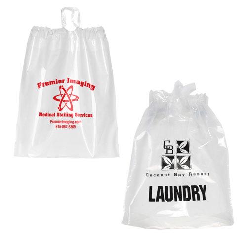 Plastic Draw Bag