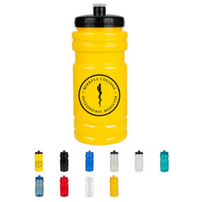 Surf Bottle with Push Pull Lid