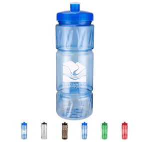 22oz. Pulse Bottle with Push Pull Lid