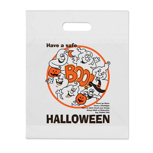 Boo Ghost Halloween Bag