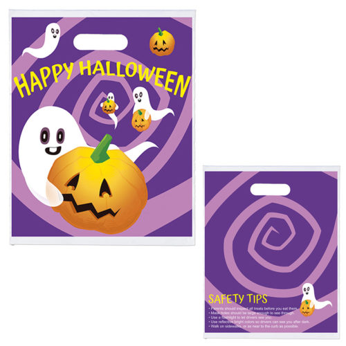 Purple Daze Halloween Bag